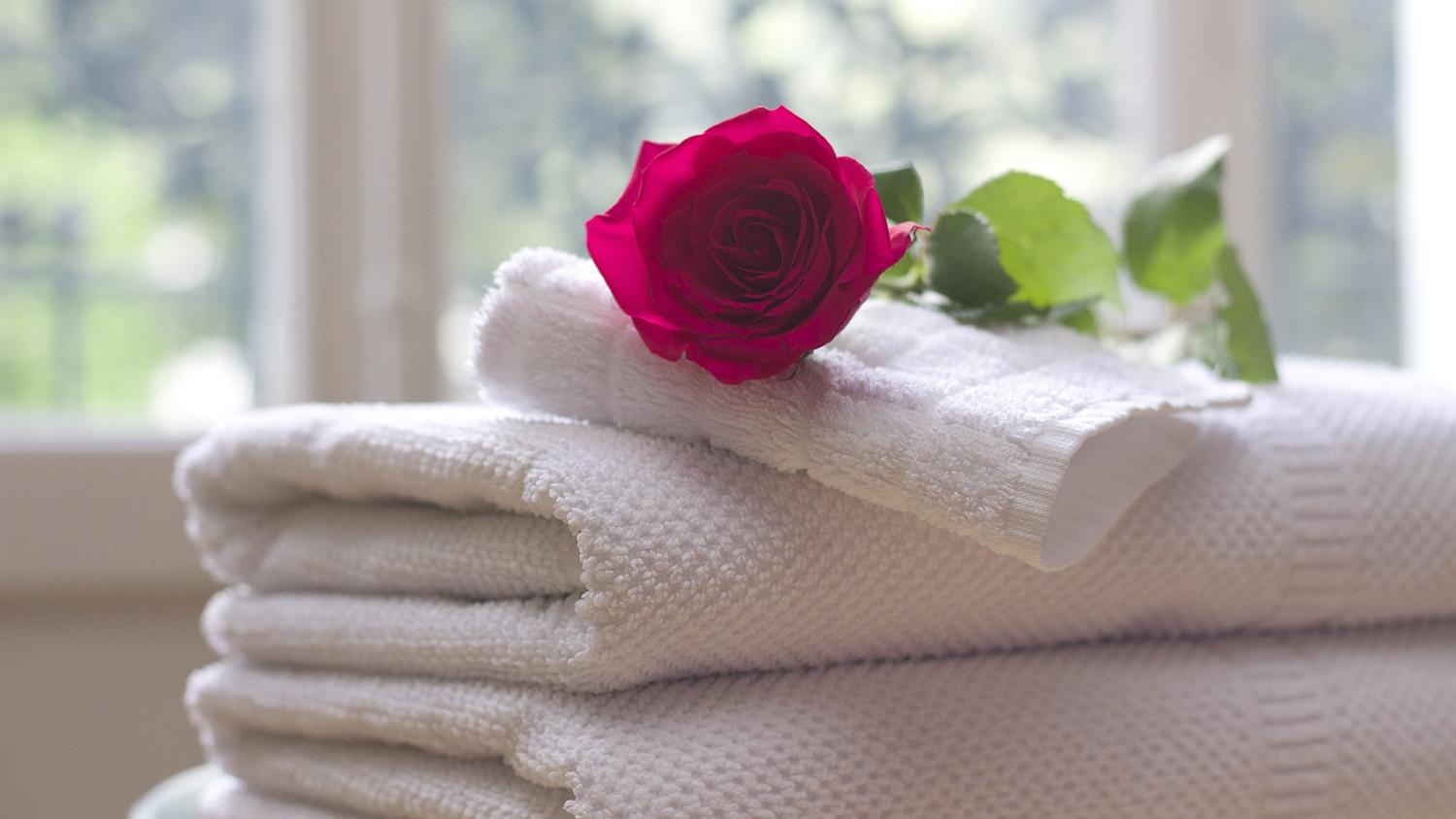 Towel - Pampering Spa Treatments