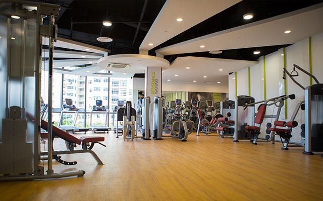 Amore Fitness Boutique Spa Seletar Mall Facilities