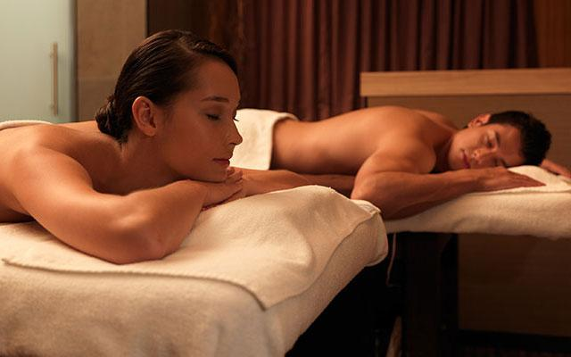 Amore Living Couple Massage