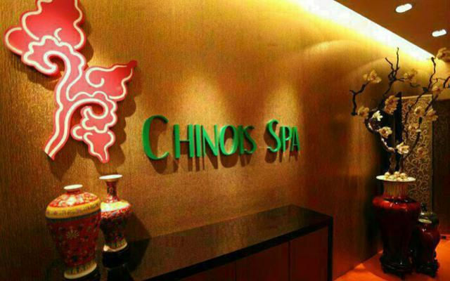 Chinois Spa Fort Canning Hotel Singapore