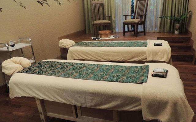 Chinois Spa Fort Canning Hotel Singapore Treatment Room