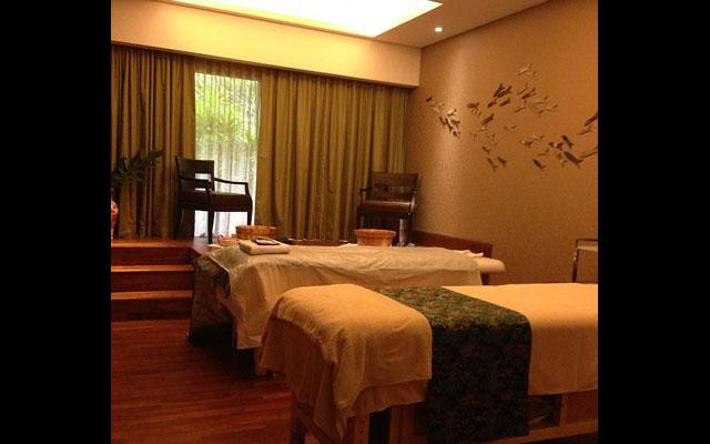 Chinois Spa Fort Canning Hotel Singapore Spa Room