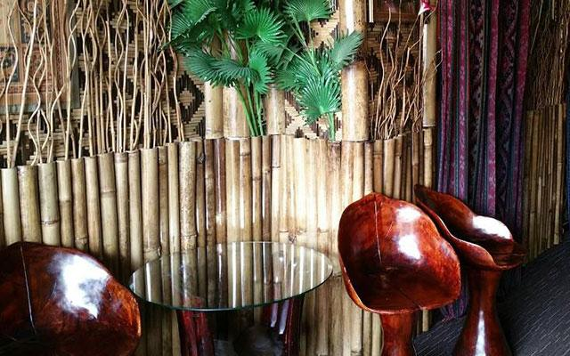 House Traditional Javanese Massage Goldhill Waiting Area