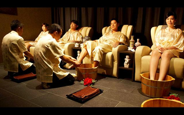 Huang Ah Ma The Oriental Spa Foot Massage