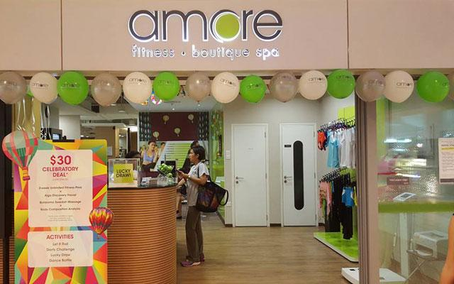Amore Fitness Boutique Spa Thomson Plaza