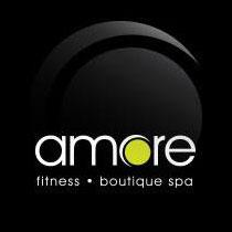 Amore Fitness Boutique Spa Logo