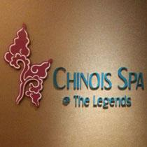 Chinois Spa Fort Canning Hotel Logo